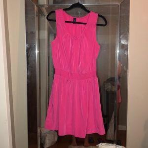 Flirty Pink Summer Dress